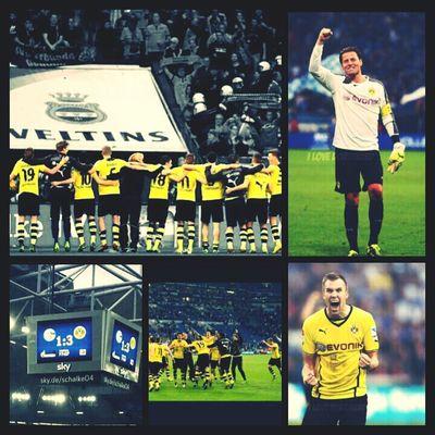 Derbysieger Helden Bvb09 Dortmunder Jungs 1:3 gegen Scheiße 03+1!!