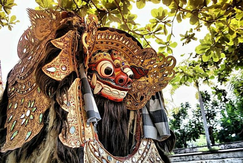 """Name Is """"Barong"""" Gettyimages Comfortable Amazing Culture World Commercial Getty Getty X EyeEm Bali INDONESIA USA Russia Germany Berlin Muenchen Old Young Stars Taking Photos Hanging Out Hello World Enjoying Life Picture"""