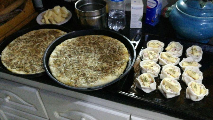 Preparativos sábado a la noche Preparation  Food