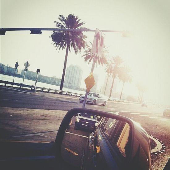 Car Travel Beach Swag