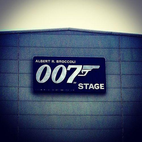 Pinewoodstudios 007 Bond Jamesbond