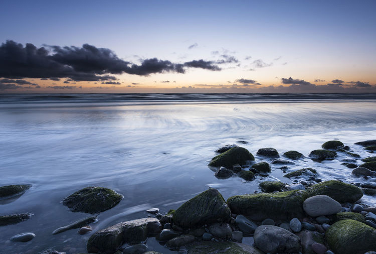 Blue Hour Cloud Coastline St Bees Travel Weather beach beauty in Nature darkness and light Blue Hour Cloud Coastline St Bees Travel Weather Beach Beauty In Nature Dusk Escape Nature No People Outdoors Pebble Rocks Sea Seascape Seaside Shore Sunset Tranquil Scene Tranquility Water Waves, Ocean, Nature