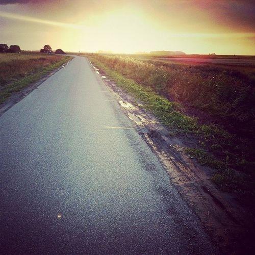 Hoogelaand Noordpolderzijl Dijken Seashore noordzee nordmeer polder groningen netherlands holland Nederland sunset spring