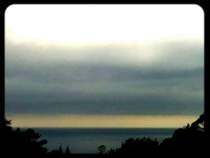 Hauraki Gulf 2014 10 16 Landscape Horizon
