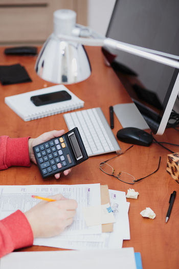 Time to fill individual income tax form Account Accounting Amount Annual Calculator Counting Desktop Document Filling Up The Tank Finance Financial Form Income Individual Keyboard Money Papers Paperwork Personal Profit Revenue Season  Tax Write Year