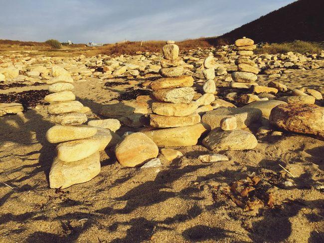 Waterline Stones & Water Stonestructures Stones Bretagne France
