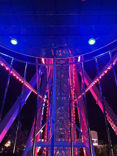 Texas State Fair Fair Park Fair Park Dallas Ferris Wheel Texas State Fair Fair Illuminated Night Outdoors Architecture