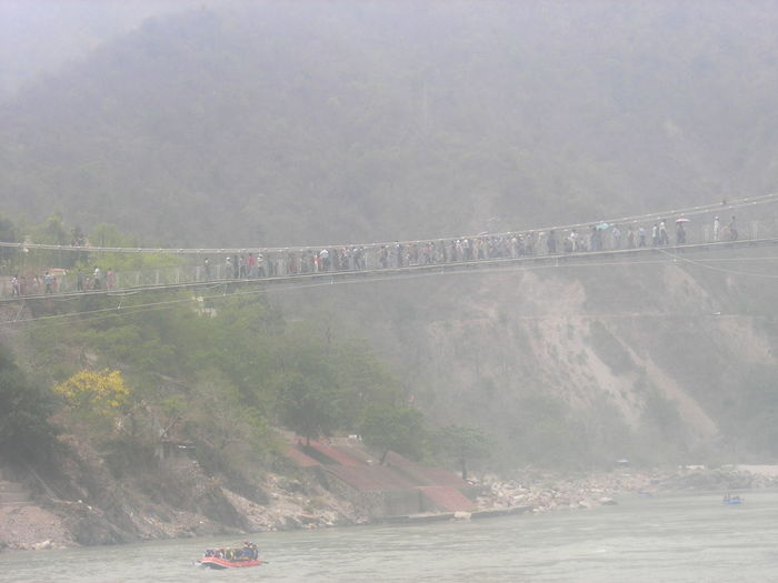 GANGES Holidays India Mountain View River Ganga River Rafting Ganga Adventure River View Fogs Landscape Randomshot Rishikesh
