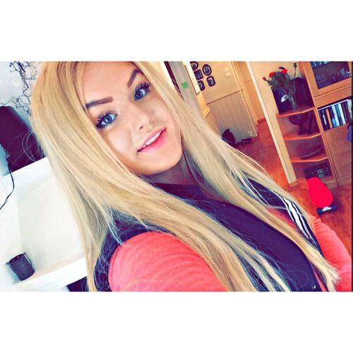 Beauty Girl Portrait Selfie