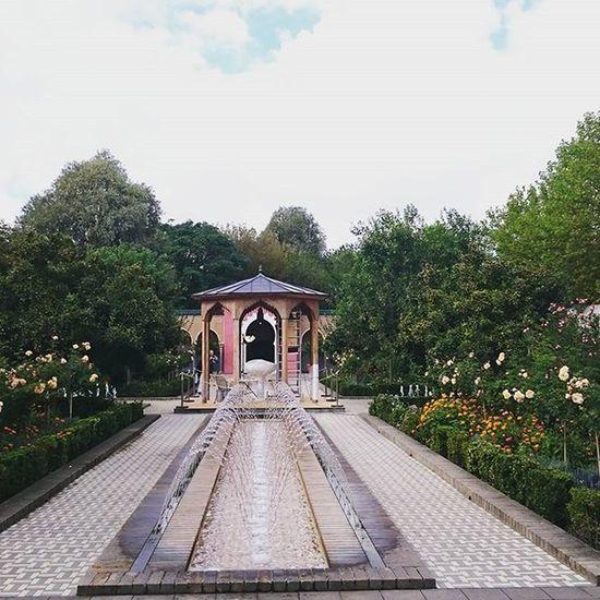 A riyad in Berlin <3 @gotberlin @wheninberlintours @berlinerpost Riyadh Berlin Marzahn Garten Park Parc Gartenderwelt