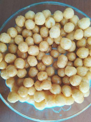 Merienda Cereales Leche Miel Tardes Descanso First Eyeem Photo