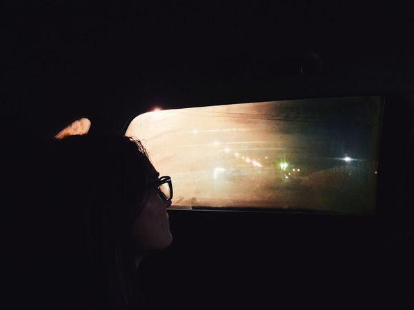 In Car Night Glares Filter Sight Glass Dark Photography Glare Window Street Light Lights EyeEm Best Shots Lights And Shadows Lights In The Dark TCPM Let's Go. Together. The Portraitist - 2018 EyeEm Awards