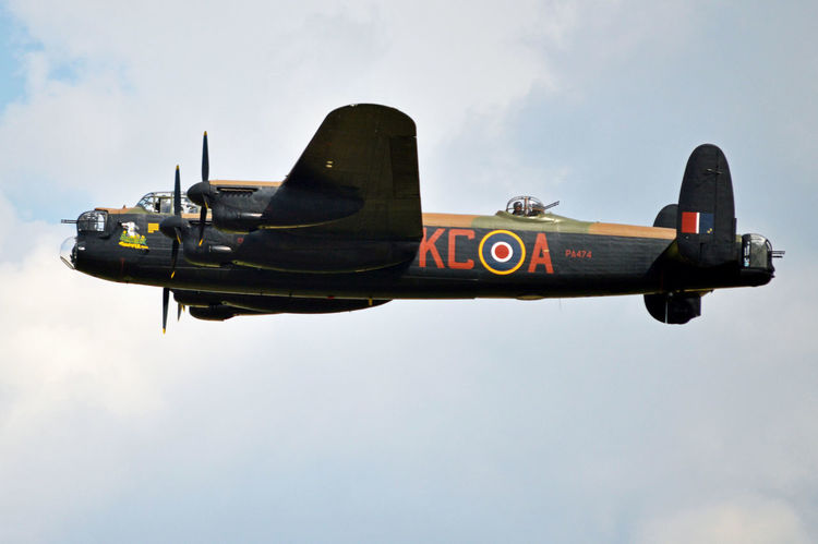 Lancaster Bomber Aircraft Airport Aviation Battle Of Britain East Fortune Airsh Flight Flying Lancaster Lancaster Bomber Scotland WWII WwII Airplane WWII History