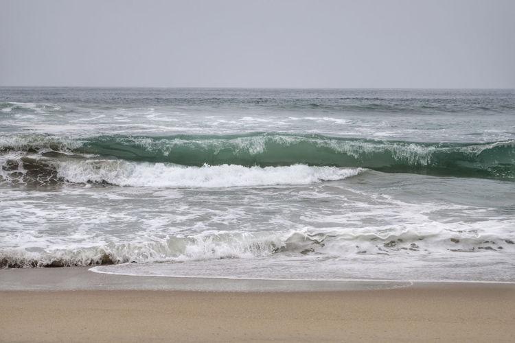 the surf Sea