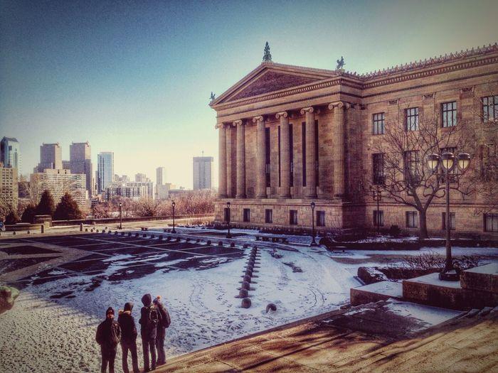 Philadelphia Museum Of Art Philadelphia City