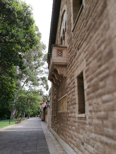 love the architecture Architecture Sandstone Buildings Tranquility Campus Uwa University Of Western Australia