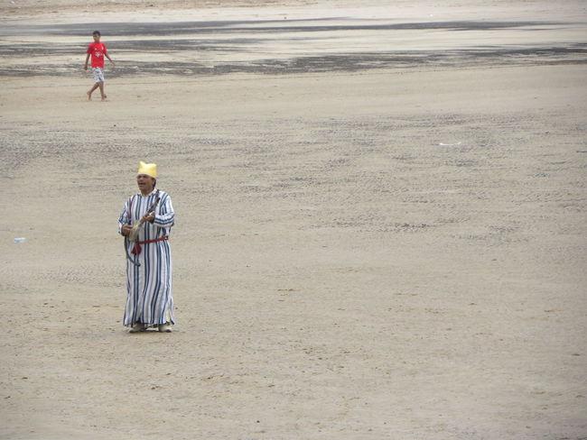 Folk local Artist on the beach, Morocco. Amazigh Beach Beachphotography Day Essaouira Folk Morocco Outdoors People Raissa Real People
