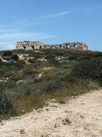 https://it.m.wikipedia.org/wiki/Fortino_di_Sant%27Ignazio Fortino Di Sant'Ignazio Cagliari, Sardinia Sardinia Sardegna Italy  Sardinia Sardegna Fortness Sky Landscape Horizon Over Water Rock Formation Calm Rocky Coastline Rock