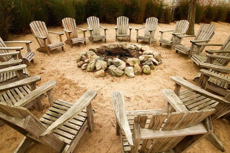 Fire Pit West Yarmouth
