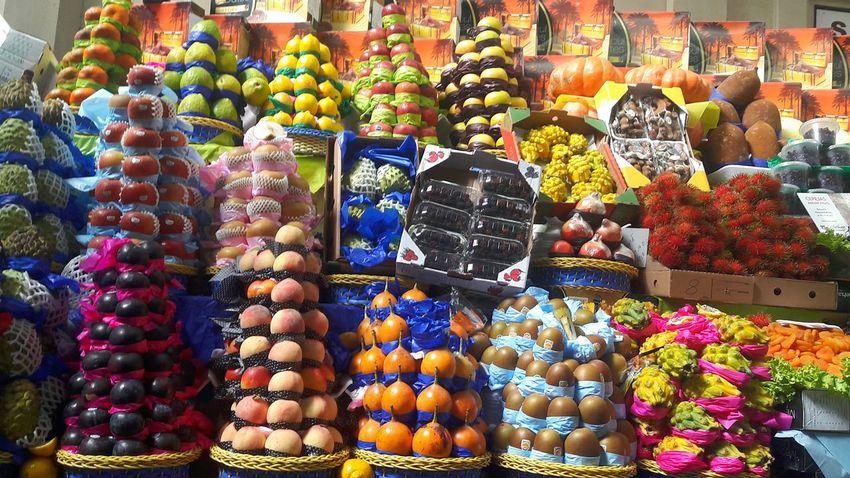 🍋🍍🍊🍇🍏 São Paulo - Brasil  No People Fruits Lover Fruitstand Mercadão-SP Mercado Municipal De São Paulo