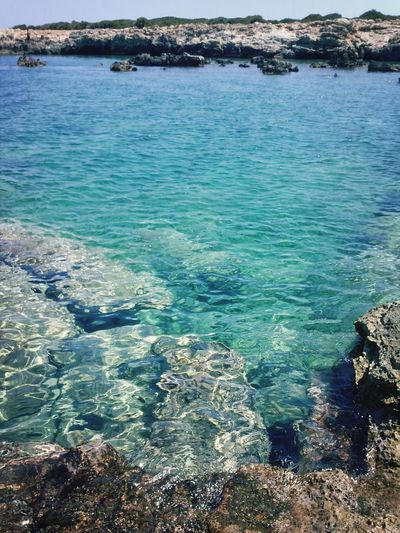 Meravigliosa Sunshine Sea Relaxing Swimming #summer First Eyeem Photo