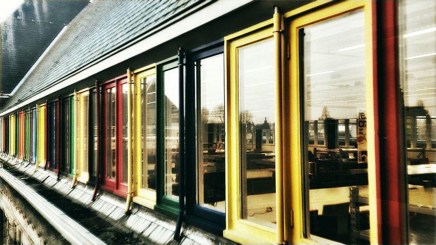 Delft Architecture Urbanphotography Urban Geometry