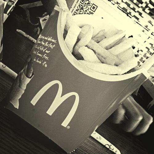Got some fries! Yum x First Eyeem Photo