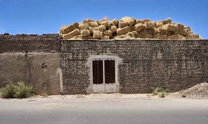 The Week On EyeEm Architecture History Building Exterior Ancient Built Structure Desert No People Travel Destinations Clear Sky Outdoors Ancient Civilization Nature Travel Iran Nature Photography Kashan Kashan, Iran Kashanziba Cottage