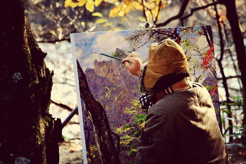 설악산 Autumn Drawing