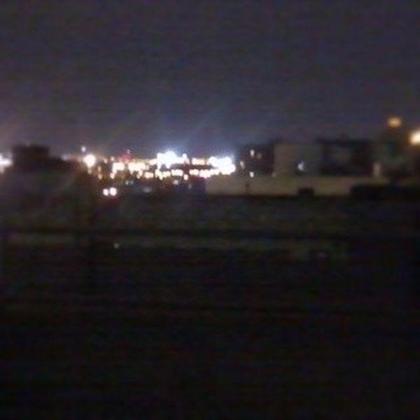 On my roof Metsstadium Cityfield LETS GO METS!!!!!!