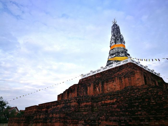 Thailand Religion Chedi Stupa Asian  Asian Culture ASIA Nakornphathom