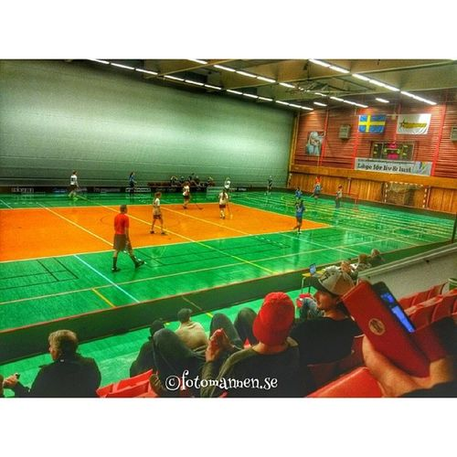 KIB - Mariefred Floorball On The Floor AndroidHDR Android Photography