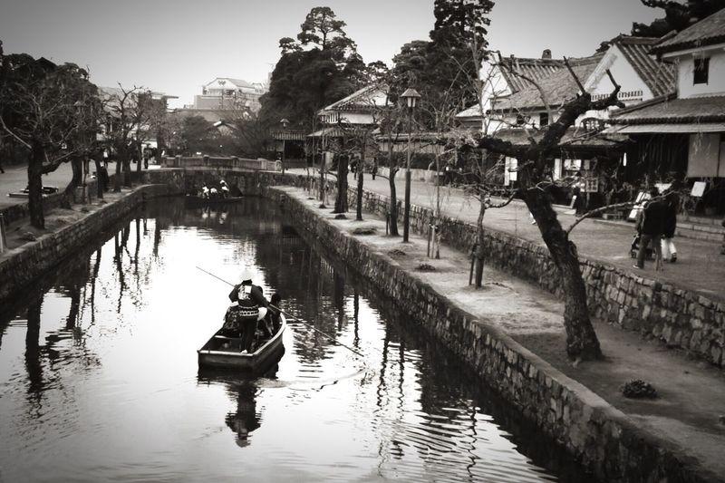 良い街でした。 倉敷 美観地区