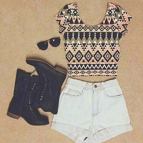 Want this. Where can I buy?!♥ Aztec Hwshorts Shopph Want preloved