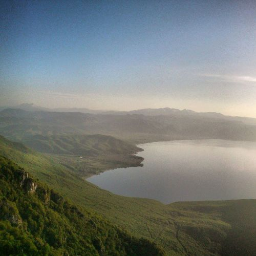 Galicica Ohrid Lake Macedonia