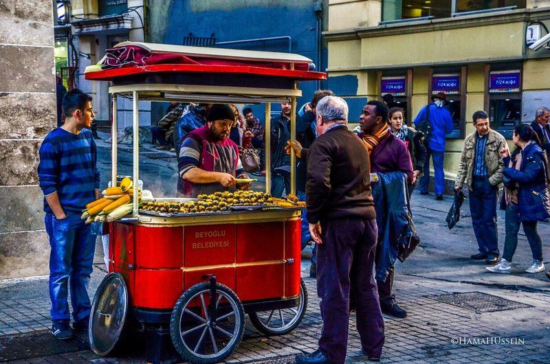 Taken By Me Taksim Istanbul Turkey Photography #shot #new