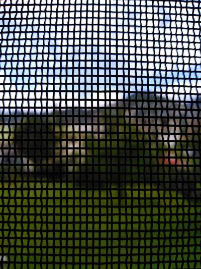 Full frame shot of metal grate
