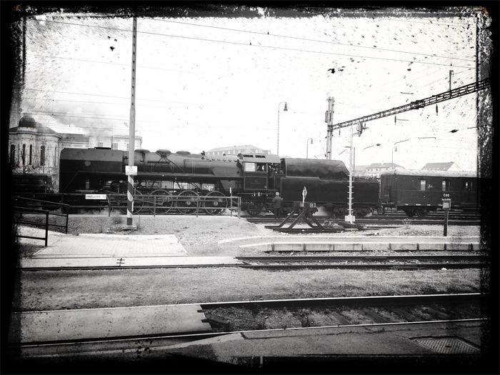 Old Train Old Train