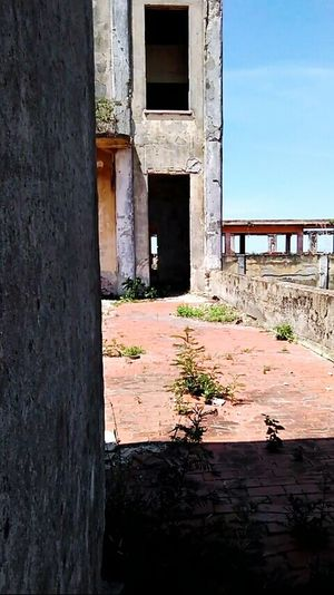 Antiguo Hospital Abandonado de Cd. Tampico Tampico Abandoned Places
