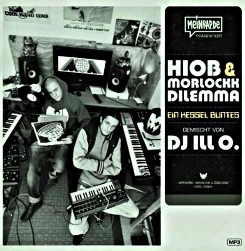 "Currently Listening To Music : Hiob & Morlockk Dilemma - "" Ein Kessel Buntes "" | German Rap  / German Hip Hop / HipHop , DJ-Set mixed by DJ Ill O. , straight outta Berlin-City...✌️wanna listen, go 2 >>> ➡️Http://www.Meinrap.de || My Fuckin Berlin"
