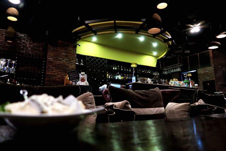 Bar Coffee Time Nightlife Night Out Salad Food