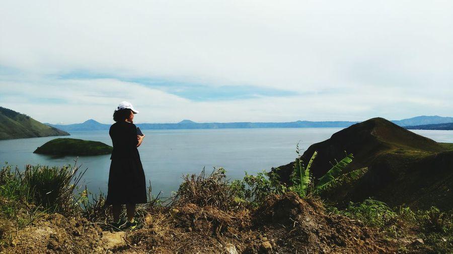 2nd largest lake in the world. Lake Toba NorthSumatra Travel INDONESIA