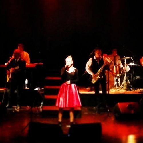 60 -tallsaften Bjugnkulturhus Fosenkraft 75 år my_boy_lollipop sunget av Carmen Aurora
