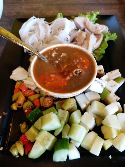 Food And Drink Vegetable Food Healthy Eating Savory Food Soup No People Freshness Day Indoors  Ready-to-eat Appetizer