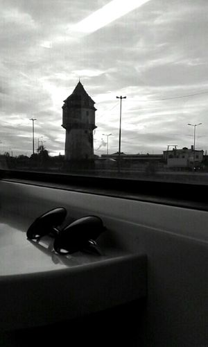 Taking Photos Travel Black & White Train Traveling Cellphone Photography