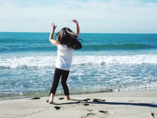 Dancing with the sea II