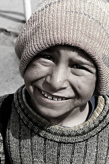 Streetphotography Boy Happy Looking At Camera Close-up Real People Headshot Portrait People Human Face One Person Canon 7D Canon Photography Documents Pictures View Day Kind Smile Peace Iran Shot Documentary Black And White Friday Happy Time Children Only EyeEmNewHere