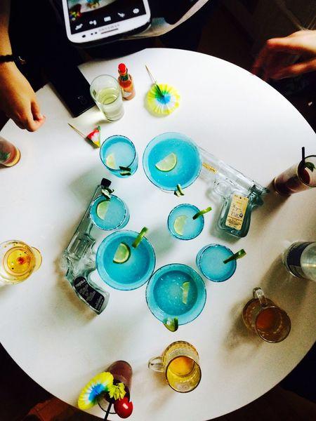 Circular Cocktail Collection