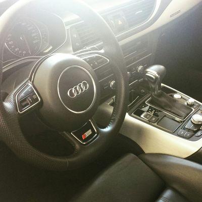At Work Working Hard Audi A7 Sline Wow!!😋