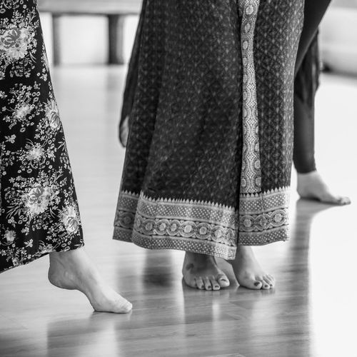Nia Low Section Women Human Body Part Adult Real People Human Leg Two People Dancing People Body Part Indoors  Standing Togetherness Lifestyles Focus On Foreground Human Foot Day Fashion Leisure Activity Bonding Human Limb Daughter